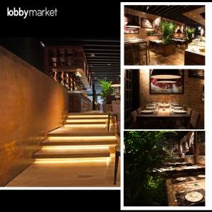 post lobby market