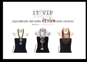 it and vip post collares
