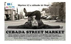 cebada market