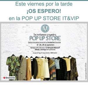 invitacion poo up it&vip