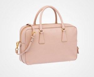 bolsos rosa prada