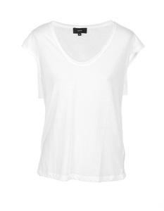 camsieta blanca hakei