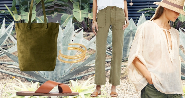 look verde safari copia